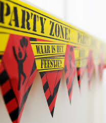 Party-Tape-feest
