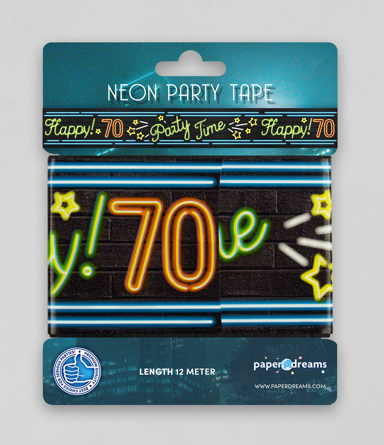 Party-Tape-neon
