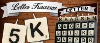 Letter-Kaarsjes