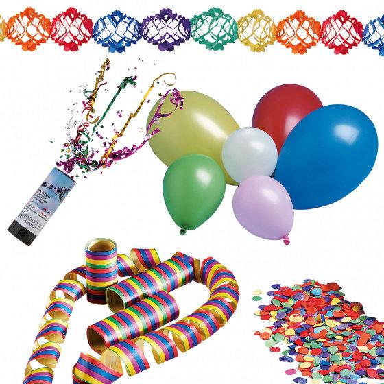 Diverse-Feest-Party-artikelen