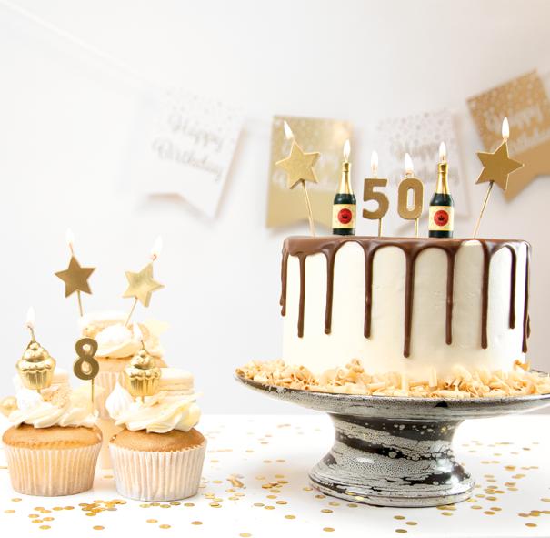Feestelijke-Party-cake-candles