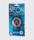 Neon Foil balloon - 70