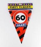 Party Vlaggen - 60  jaar_