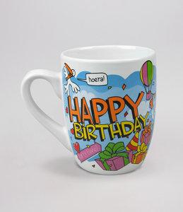 Cartoonmok - Happy Birthday