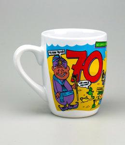 Cartoonmok 70 jaar