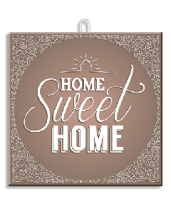 Slogan Tegels - Home Sweet Home