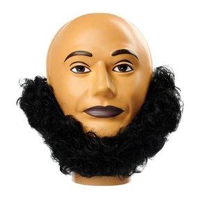 Ringbaard zeeman zwart